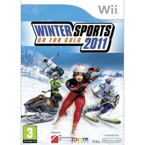 Winter Sports 2011: Go for Gold Wii