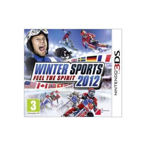Winter Sports 2012: Feel the Spirit 3DS