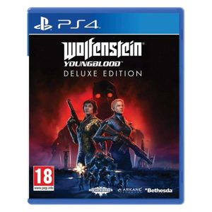 Wolfenstein: Youngblood (Deluxe Edition) PS4