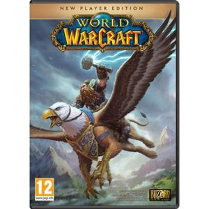 World of WarCraft (New Player Edition) PC  CD-key