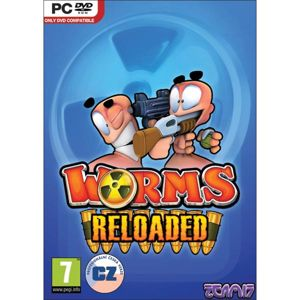 Worms: Reloaded CZ PC