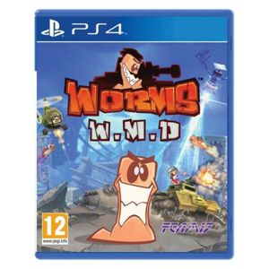 Worms W.M.D PS4
