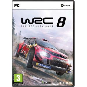 WRC 8: The Official Game PC