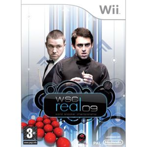 WSC Real 09: World Snooker Championship (Cue Pack) Wii