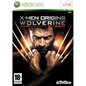 X-Men Origins: Wolverine (Uncaged Edition) XBOX 360