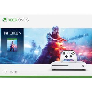 Xbox One S 1TB + Battlefield 5 (Deluxe Edition) 234-00688