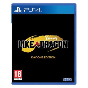 Yakuza: Like a Dragon (Day One Edition) PS4