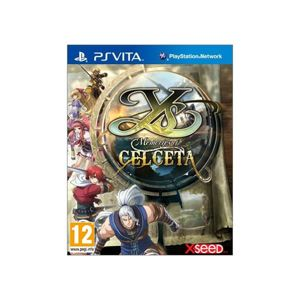 Ys: Memories of Celceta PS Vita