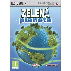 Zelená planéta CZ PC